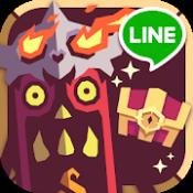 Androidアプリ「LINE トロッコウォーズ」のアイコン