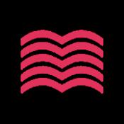 Androidアプリ「オーディオブック  (audiobook.jp) - 耳で楽しむ読書アプリ」のアイコン