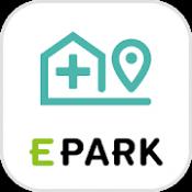 Androidアプリ「EPARKキュア-全国の歯医者・病院・薬局の検索と予約アプリ」のアイコン