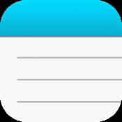 Androidアプリ「メモ帳 - 無料のシンプルなメモ帳ノートアプリ for メモ管理 & シンプルなメモ作成」のアイコン