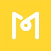 Androidアプリ「MERITE(メリテ) - スマホの動画からDVDを作成」のアイコン