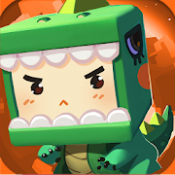 Androidアプリ「Mini World Block Art」のアイコン