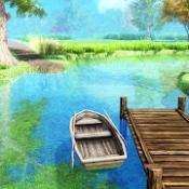 Androidアプリ「脱出ゲーム ボートのある道」のアイコン