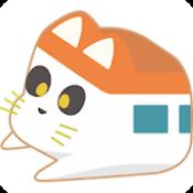Androidアプリ「Ekisbeeeat」のアイコン