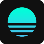 Androidアプリ「R4VE - Photo Editor, Camera, Stickers and Filters」のアイコン
