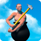Androidアプリ「Getting Over It with Bennett Foddy」のアイコン