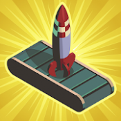 Androidアプリ「Rocket Valley Tycoon - Idle Resource Manager Game」のアイコン