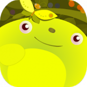 Androidアプリ「Domi Domi Nature Shapes: shape sorter for toddlers」のアイコン