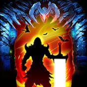 Androidアプリ「Shadow Fight Heroes - Dark Souls Stickman Legend」のアイコン