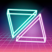 Androidアプリ「Neo Angle - Retro 3D Puzzle」のアイコン
