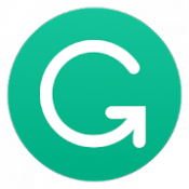 Androidアプリ「Grammarly Keyboard — Type with confidence」のアイコン