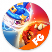 Androidアプリ「Flick Arena」のアイコン