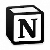 Androidアプリ「Notion - Notes, Tasks, Wikis」のアイコン