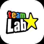 Androidアプリ「teamLab チームラボ」のアイコン