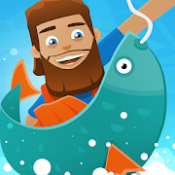 Androidアプリ「Hooked Inc: Fisher Tycoon」のアイコン
