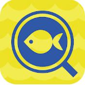 Androidアプリ「フィッシュ-AIが魚を判定する魚図鑑」のアイコン