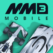 Androidアプリ「Motorsport Manager Mobile 3」のアイコン