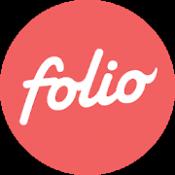 Androidアプリ「FOLIO(フォリオ)- テーマで選ぶ投資アプリ」のアイコン