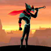 Androidアプリ「Shadow Fighter」のアイコン