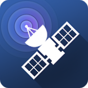 Androidアプリ「Satellite Tracker by Star Walk - 人工衛星観測」のアイコン