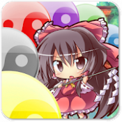 Androidアプリ「博麗繁盛記」のアイコン