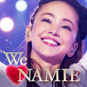 Androidアプリ「セブンイレブン PRESENTS WE LOVE NAMIE」のアイコン