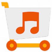 Androidアプリ「Music Store powered by レコチョク」のアイコン