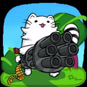 Androidアプリ「One Gun: Cat」のアイコン