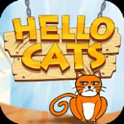 Androidアプリ「Hello Cats」のアイコン