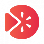 Androidアプリ「RedKiwi: リアルビデオで学ぶ英語 (リスニング&スピーキング)」のアイコン