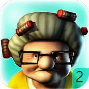 Androidアプリ「Gangster Granny - 2」のアイコン
