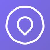 Androidアプリ「nearMe. - 相乗りで、タクシーをもっと身近に。」のアイコン