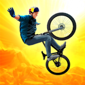 Androidアプリ「Bike Unchained 2」のアイコン