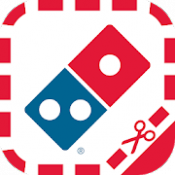 Androidアプリ「Domino's クーポンアプリ」のアイコン