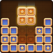 Androidアプリ「Block Puzzle: Star Finder」のアイコン