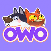 Androidアプリ「Meowoof(OWO)」のアイコン