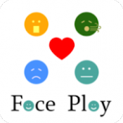 Androidアプリ「FacePlay -AI表情診断-」のアイコン