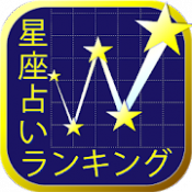 Androidアプリ「12星座占いランキング」のアイコン