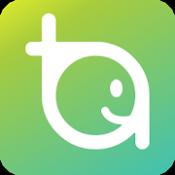 Androidアプリ「カラオケ×バーチャルライブ配信ならトピア(topia)- JOYSOUND楽曲が無料で歌い放題 -」のアイコン