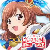Androidアプリ「少女 歌劇 レヴュースタァライト -Re LIVE-」のアイコン