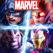 Androidアプリ「MARVEL Battle Lines」のアイコン