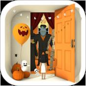 Androidアプリ「脱出ゲーム Spooky 雨と少女とぬいぐるみ」のアイコン