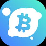 Androidアプリ「BitStock~ビットコインを無料で貯めよう~」のアイコン