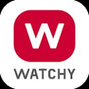 Androidアプリ「WATCHY 無料動画 レシピ・おでかけ・エンタメなど」のアイコン