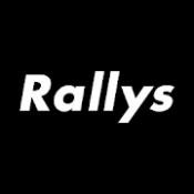 Androidアプリ「Rallys[ラリーズ]-卓球総合メディアアプリ」のアイコン
