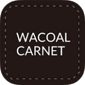 Androidアプリ「WACOAL CARNET」のアイコン