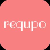 """Androidアプリ「requpo (リクポ) / サロン予約 - 日本初の """"検索がいらない"""" サロン予約アプリ」のアイコン"""