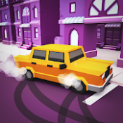 Androidアプリ「Drive and Park」のアイコン