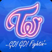 Androidアプリ「TWICE -GO! GO! Fightin'-」のアイコン