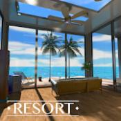 Androidアプリ「脱出ゲーム RESORT - 南国ビーチへの脱出」のアイコン